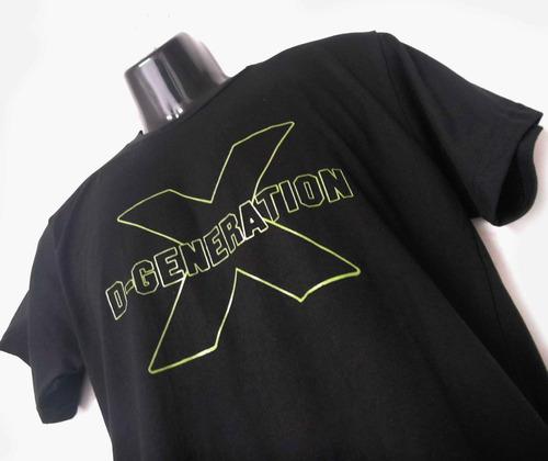 camiseta de degeneration x wwf excelente skpalace