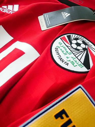 camiseta de egipto mohamed salah, mundial rusia 2018