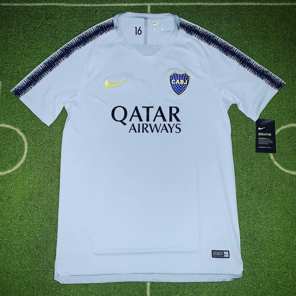 camisetas de entrenamiento BOCA 201213   Camisetas de