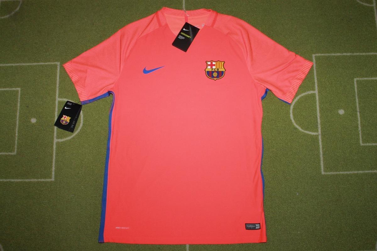 camiseta de entrenamiento del barcelona !nike aeroswift !! Cargando zoom. d6aaf55dd64