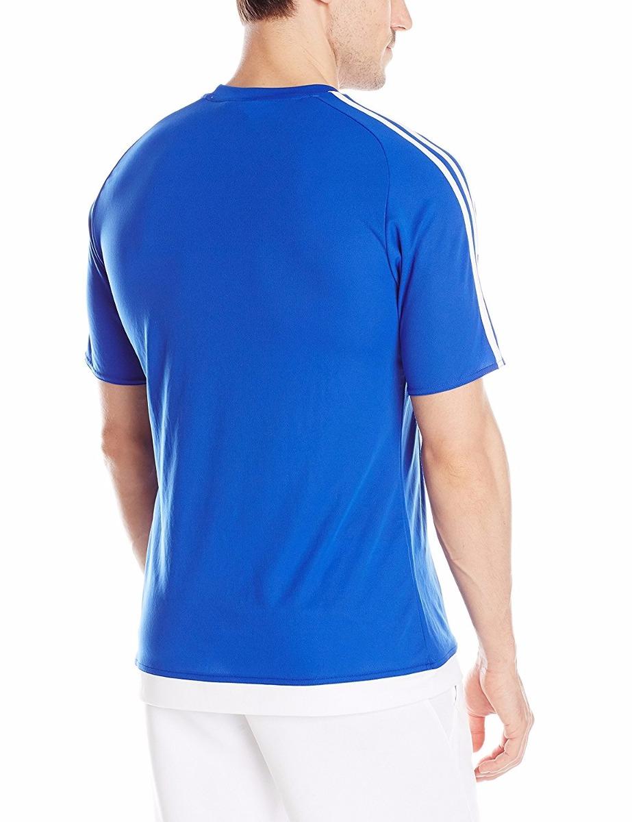 Camiseta De Fútbol adidas Azul Xxl -   999.00 en Mercado Libre c8f697dabf385