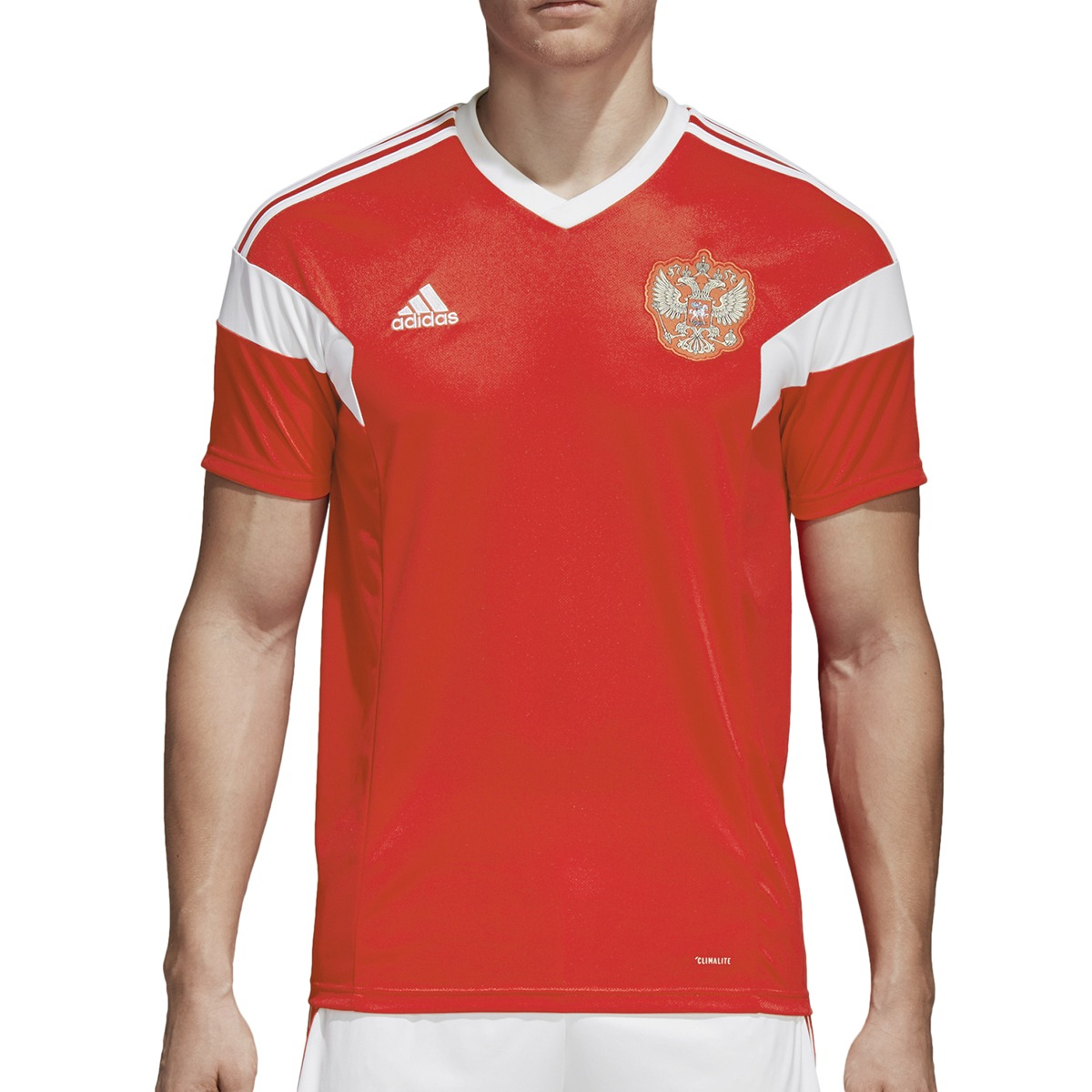 camiseta de futbol adidas rusia home hombre rj bl. Cargando zoom. 082664c4dd6e6