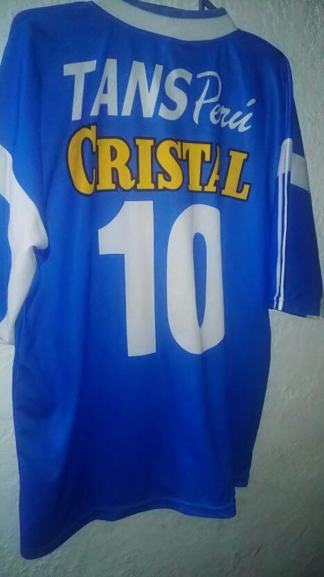 taburete Tomar medicina Fugaz  Camiseta De Futbol adidas Xl Sporting Cristal De Peru - $ 800,00 ...