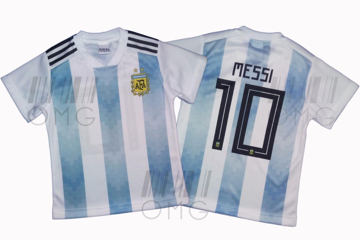 9f9be5f21 camiseta de futbol argentina bebe  niño personalizada. Cargando zoom.