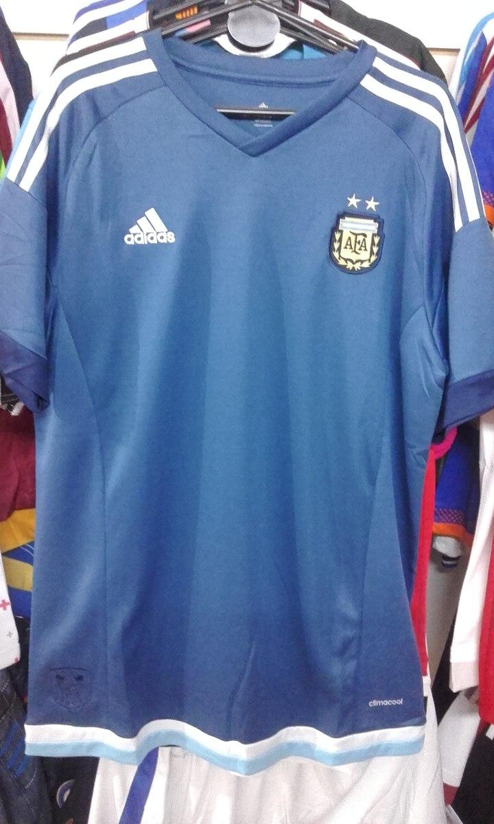 52f8184629cf0 camiseta de fútbol argentina visitante 2015. Cargando zoom.