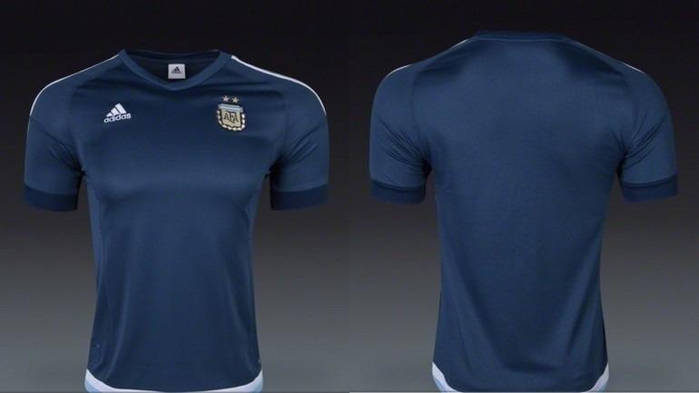f28b045aef6a7 Camiseta De Fútbol Argentina Visitante 2015 -   399