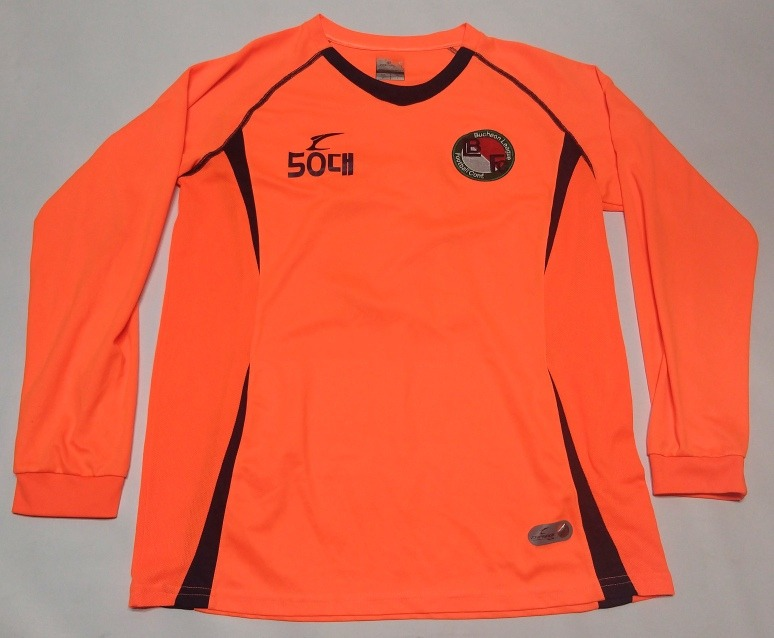 19fd9c41f Camiseta De Fútbol De Corea Talle L Naranja Fluorescente -   600