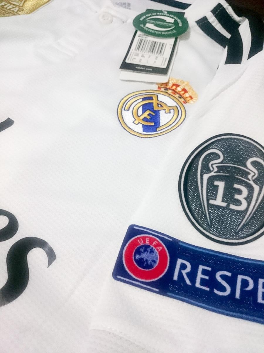 camiseta de futbol del real madrid (temporada 2018-2019). Cargando zoom. 139d09b786c15