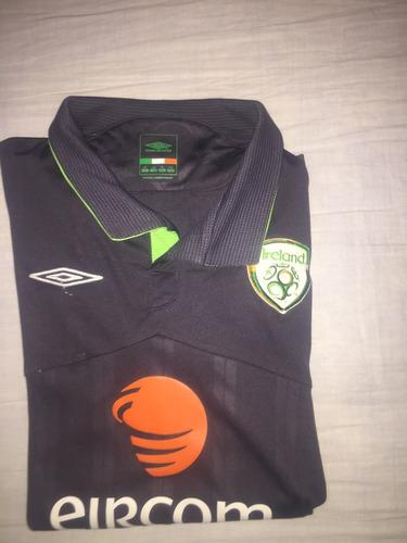 camiseta de futbol irlanda