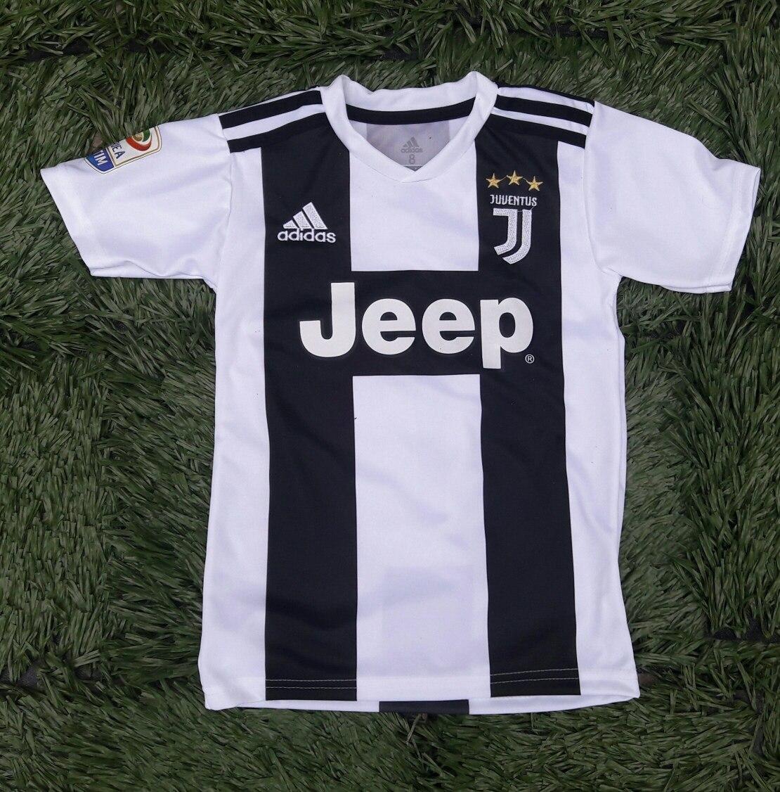 camiseta de futbol juventus de italia 2018 2019 para niño. Cargando zoom. 89c9aaf83d8ca