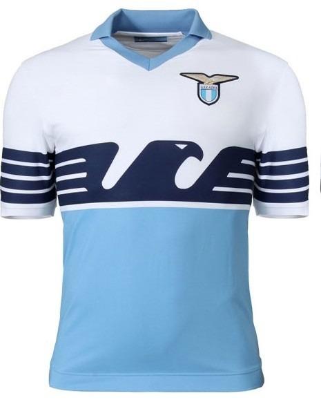 Camiseta De Fútbol Lazio De Italia P equipos 1e4faff3f6a6f