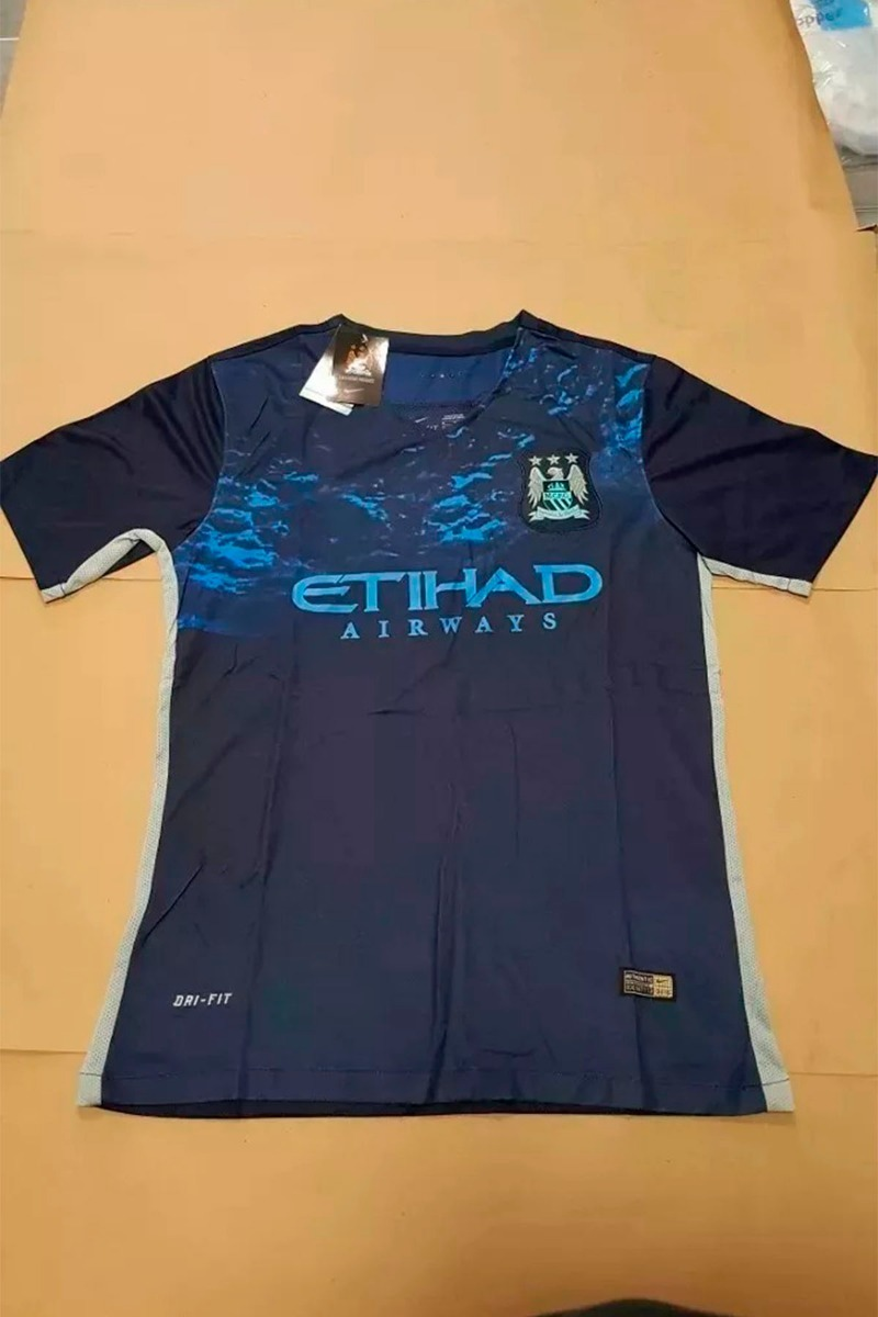 camiseta de fútbol manchester city altern 15 16 a14. Cargando zoom. 443921ef8c55d