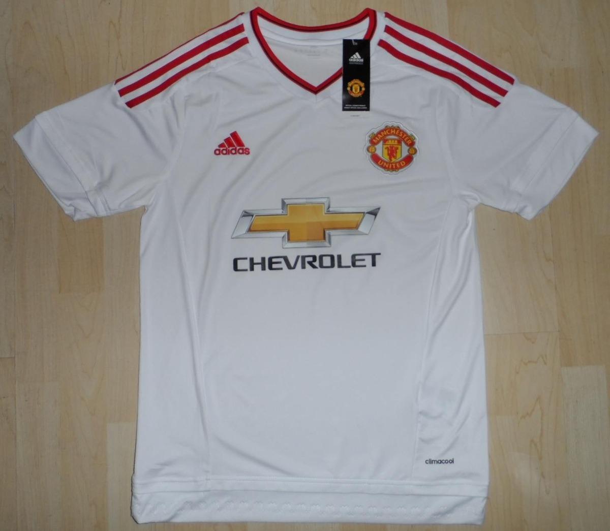 a2f373da3b0bf camiseta de futbol manchester united visitante promo. Cargando zoom.