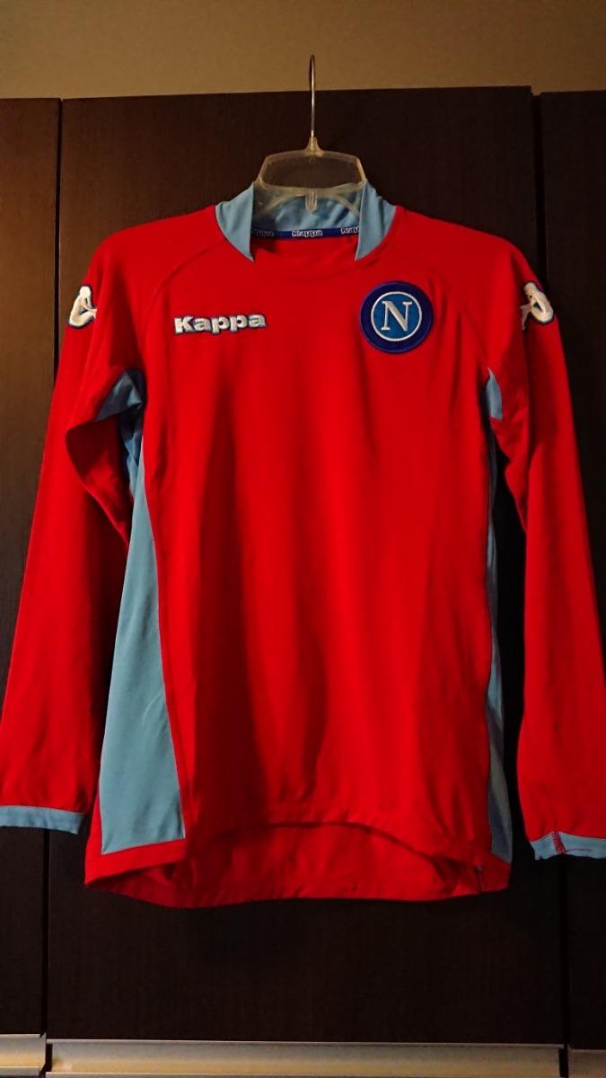camiseta de fútbol napoli kappa italia maradona talla chica. Cargando zoom. fb27c8d557c5e