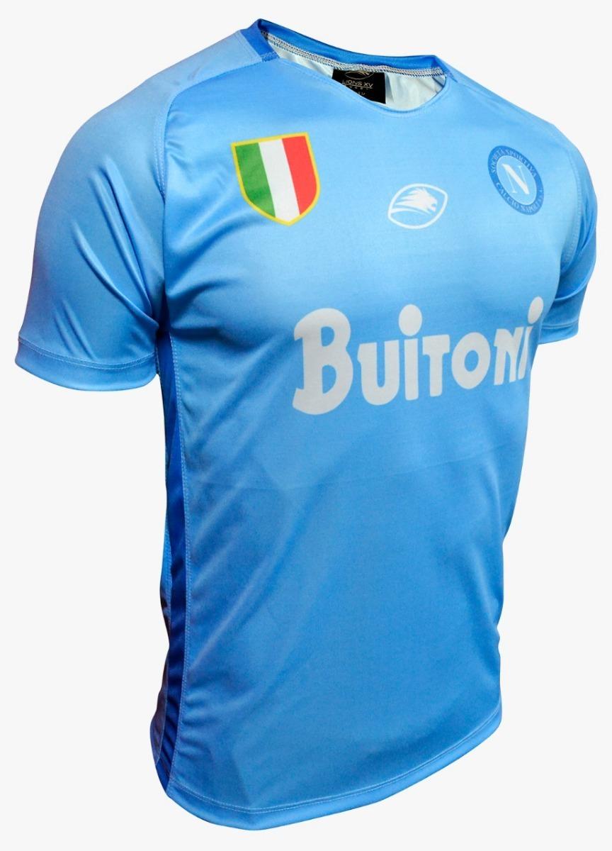 997f2b81a4e24 camiseta de futbol napoli maradona adulto niño lions xv. Cargando zoom.