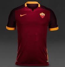 565d548214eb3 Camiseta De Fútbol Nike As Roma 2015 16 658923 -   999.00 en Mercado ...