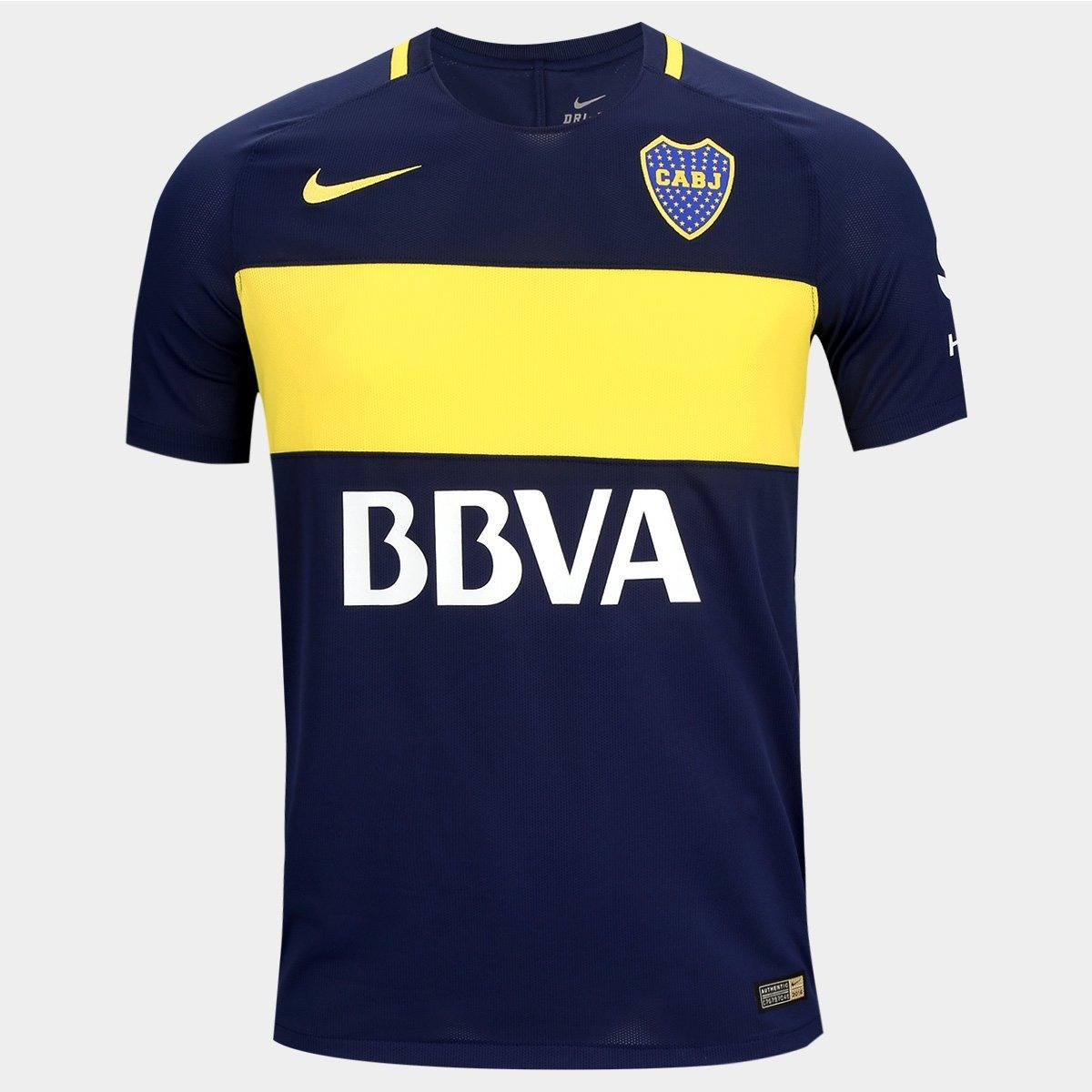 00 Boca Fútbol 2017 En Juniors 800 Match 1 De Nike Camiseta HFqwBR6