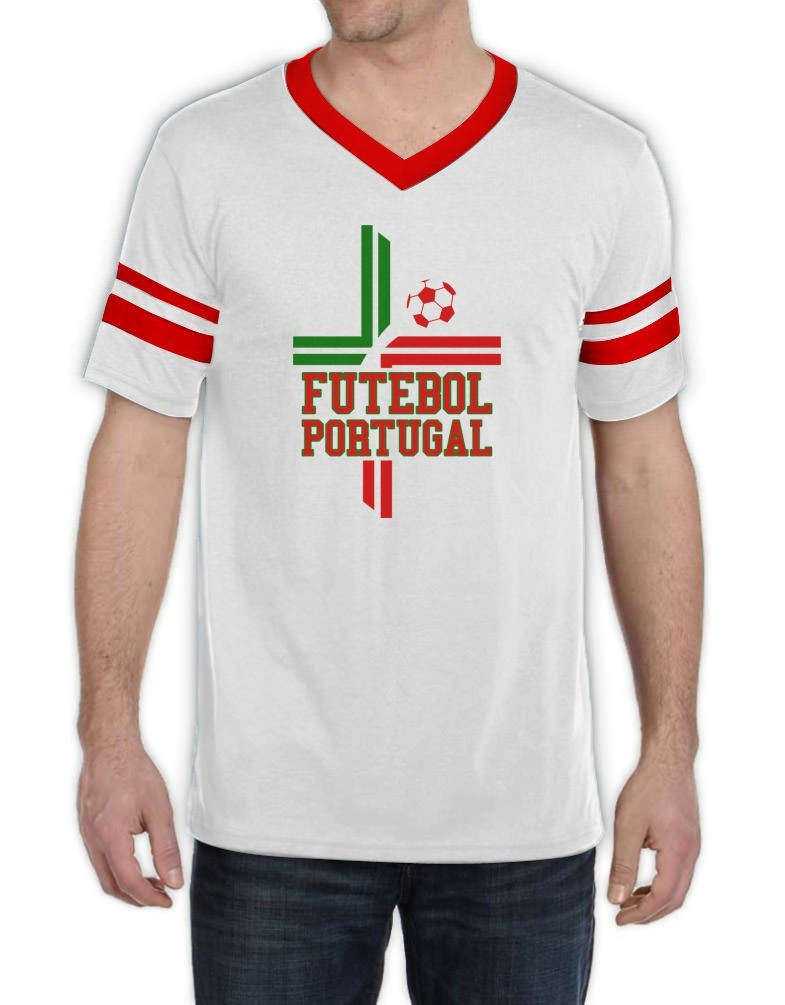 4dbbd93611 camiseta de fútbol portugal bandera banda camiseta mundial. Cargando zoom.