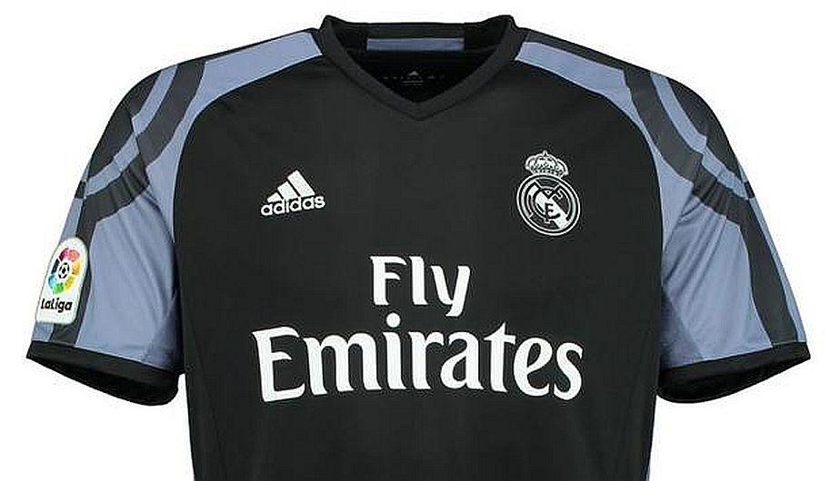 camiseta de fútbol real madrid altern 16 17 cc10. Cargando zoom. 0b4264a664eb8