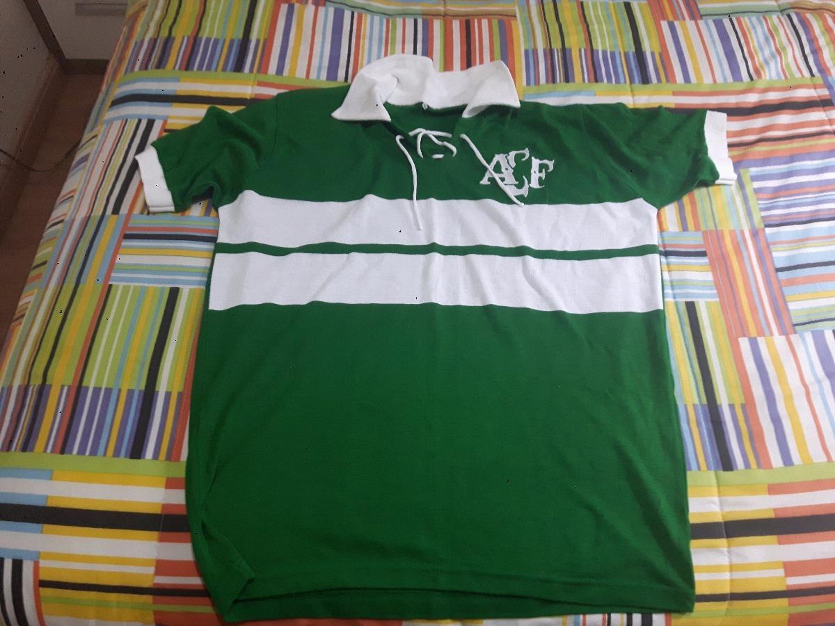3a1d770e9f82f Camiseta De Futebol Da Chapecoense - Estilo Retrô - R  70