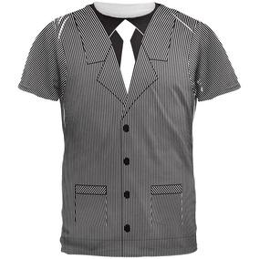 Para Adultos Camiseta GangsterAccesorio De Disfraz 1FcTlKJ