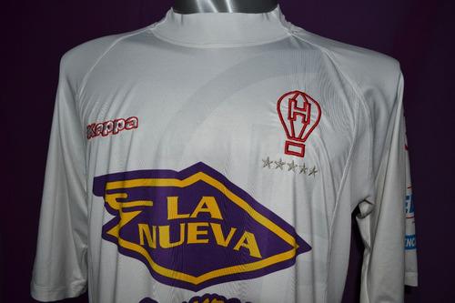 camiseta de huracan kappa #14 . talle xxl