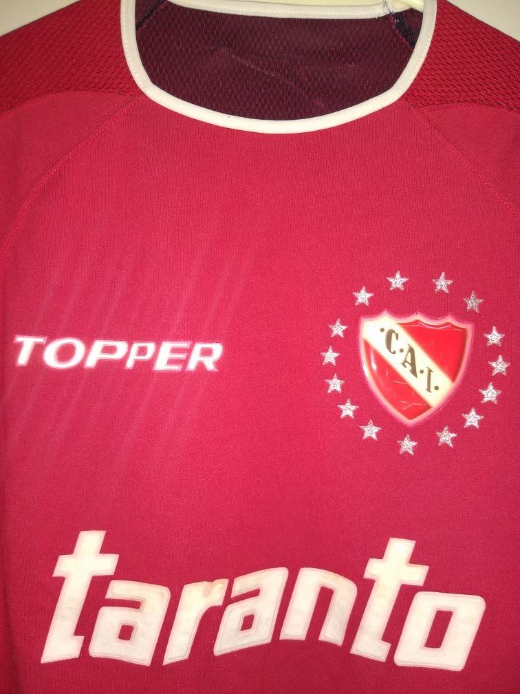83fe82a643 Camiseta de independiente original de Época topper jpg 756x1008 Topper cod  2003