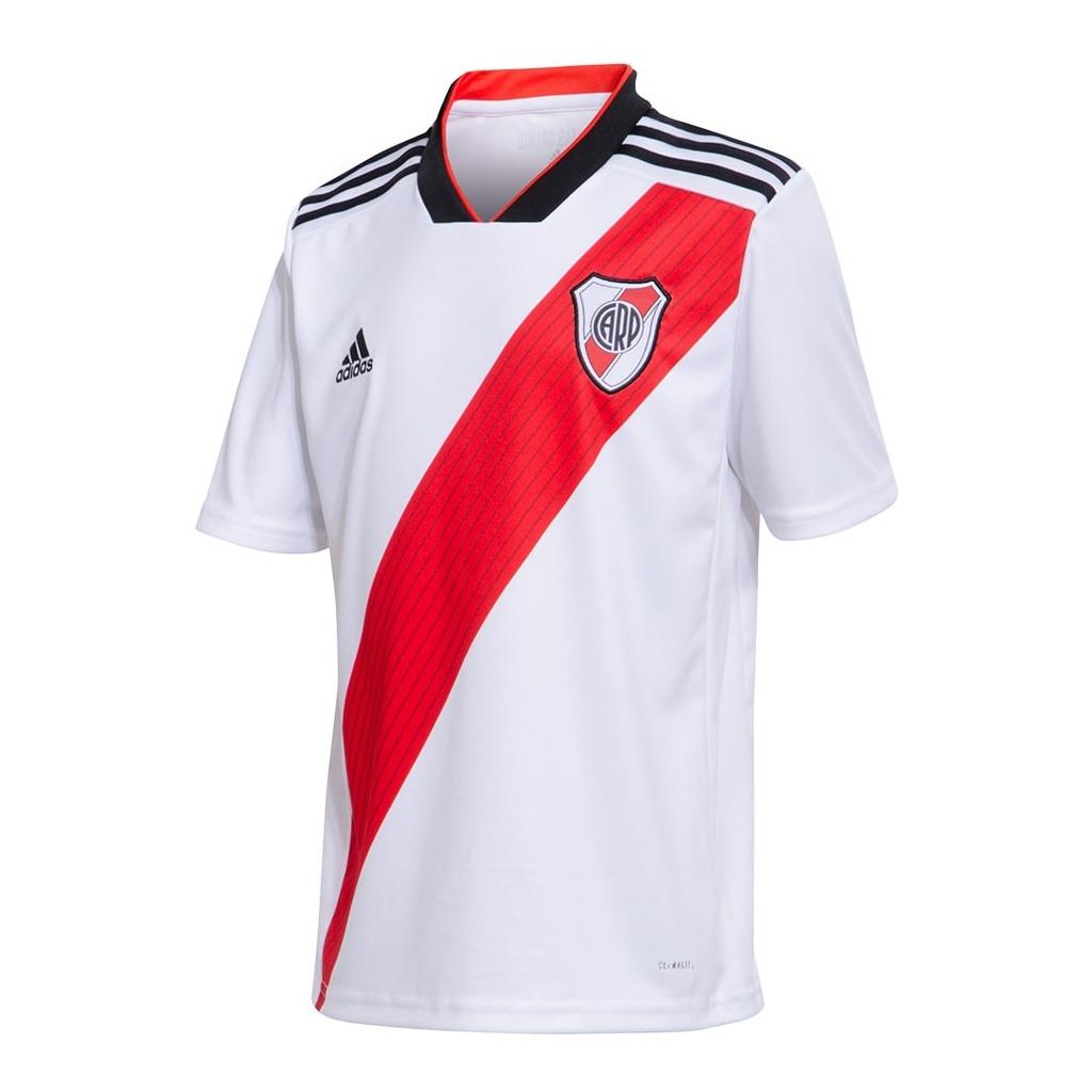 7fdd3156b8f11 Camiseta De Juego adidas River Plate Titular Hombre Cf8965 -   2.499 ...