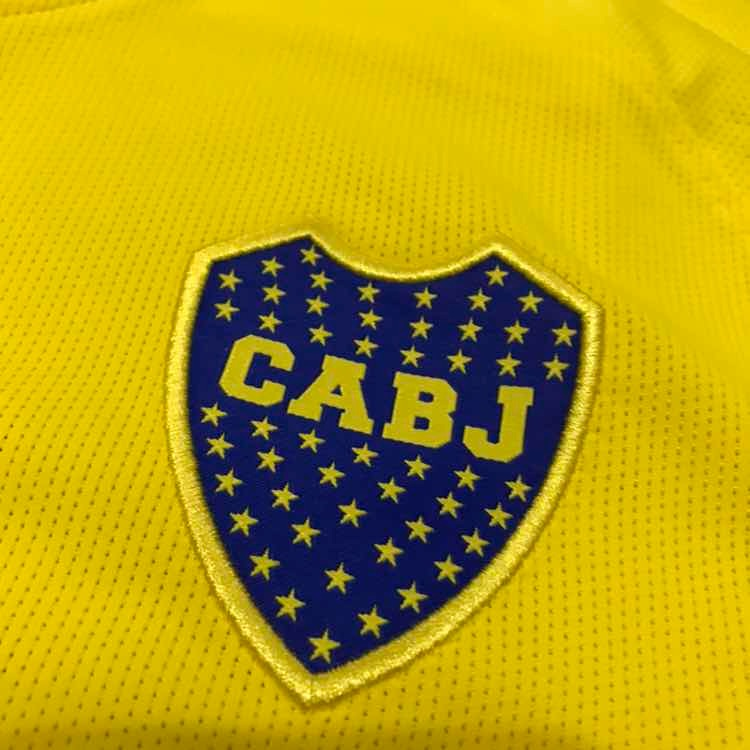Camiseta De Juego Alternativa Boca Juniors 2017-18  5 Gago -   2.199 ... 48b411d62a690