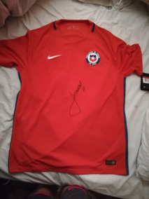 286db984c9881 Camiseta Autografiada - Camisetas de Fútbol en Mercado Libre Chile