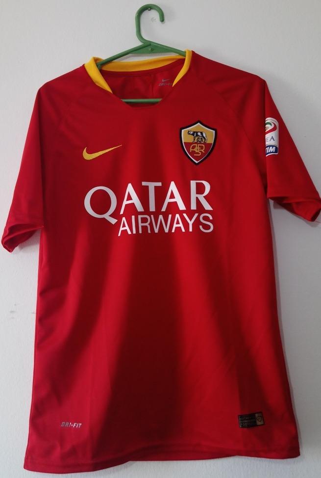 a22ac3ad294dc camiseta de la roma club futbol italia talle s. Cargando zoom.