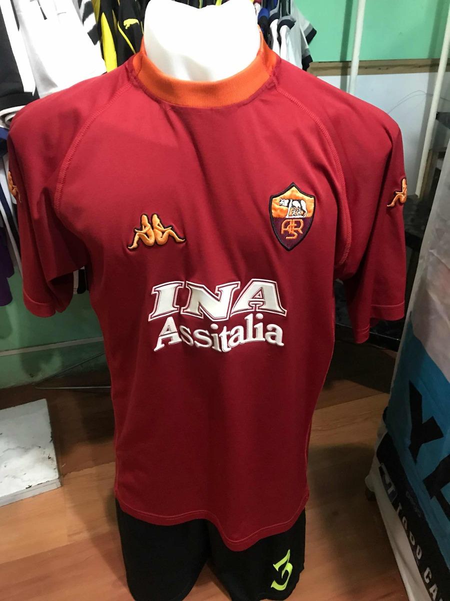 camiseta de la roma kappa. Cargando zoom. 9655ec22ba043