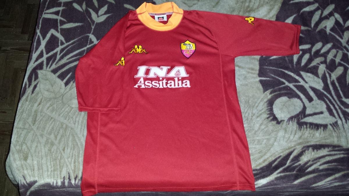 accdd3597764c camiseta de la roma original kappa epoca batistuta. Cargando zoom.