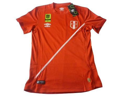 camiseta de la selección perú away elite original new