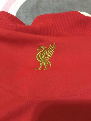 camiseta de liverpool!!