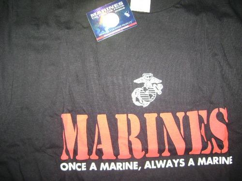 camiseta de los  marines