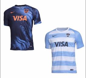 e2f4057f3 Camiseta Los Pumas Rugby 2018 - Deportes y Fitness en Mercado Libre  Argentina