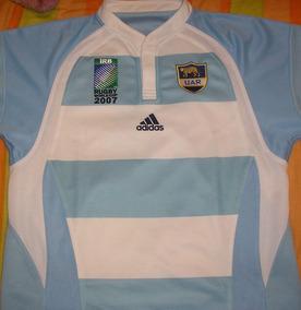 7a4a0cee1 Camiseta De Los Pumas Mundial 2007 - Deportes y Fitness en Mercado Libre  Argentina