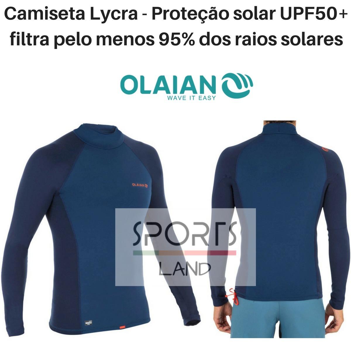 1d6b35d079 camiseta de lycra com proteção solar uv50 surf masculina. Carregando zoom.