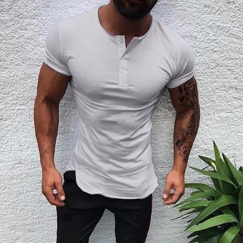 camiseta de manga corta de algodón suelta tops blusa