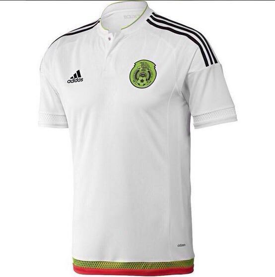 af7099b7f4d51 Camiseta De Mexico Blanca (n2) -   904