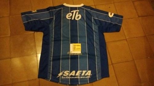 camiseta de millonarios de colombia 2005 - 2007 saeta