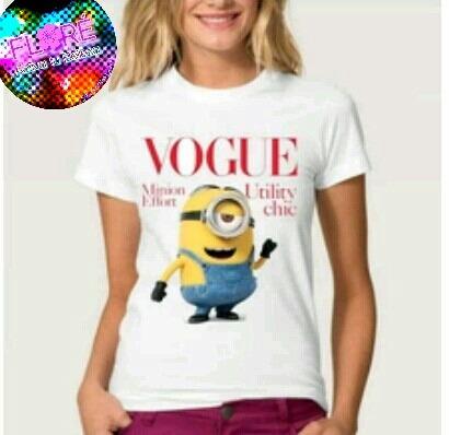camiseta de moda