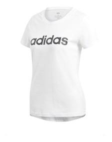 Mujer De T Slim E Lifestyle Adidas Lin Camiseta W CxeBod