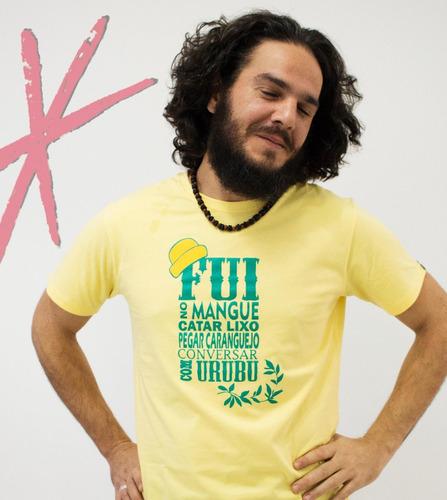 camiseta de música nação zumbi - chico science