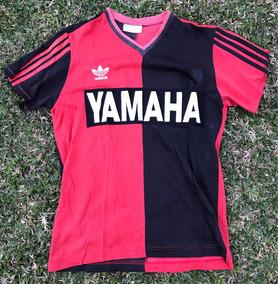 camiseta adidas yamaha