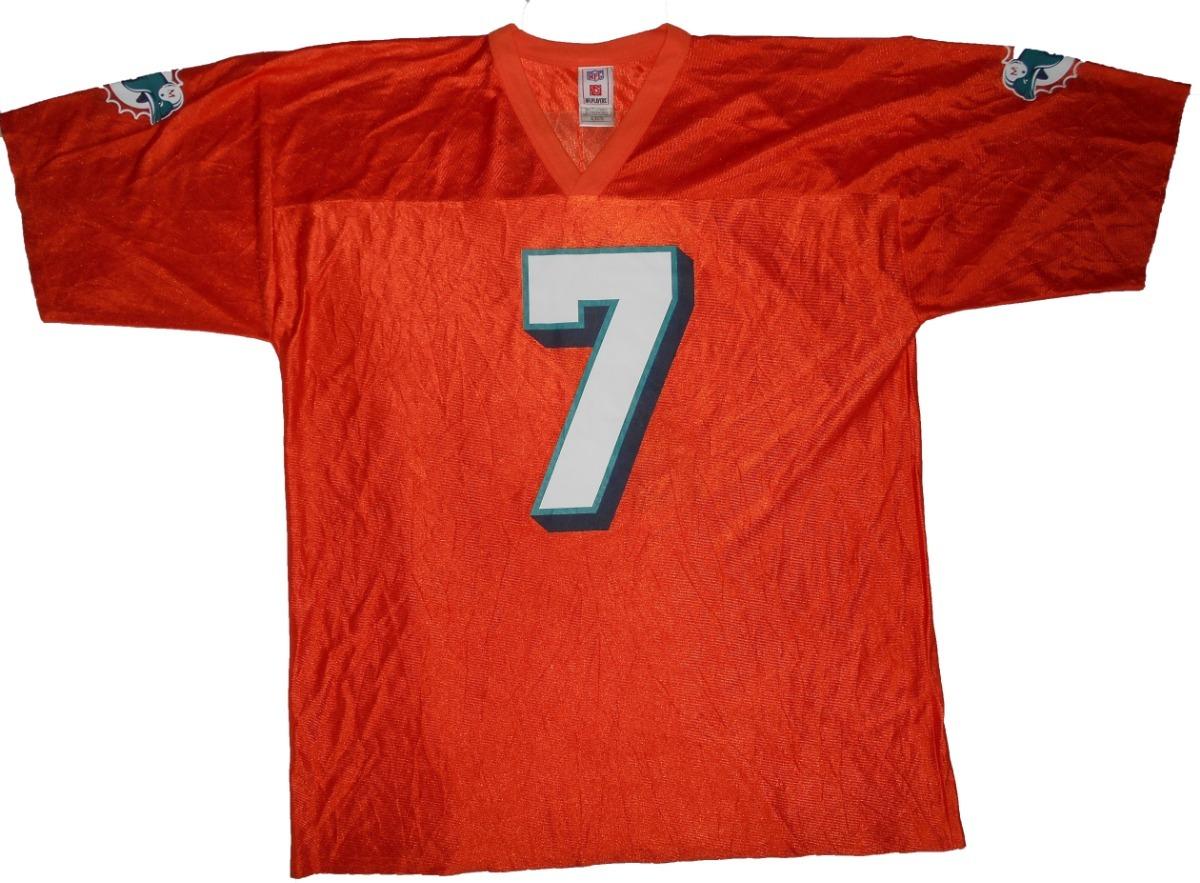 e9bea7710 camiseta de nfl 7- xl - miami dolphins - ply. Cargando zoom.
