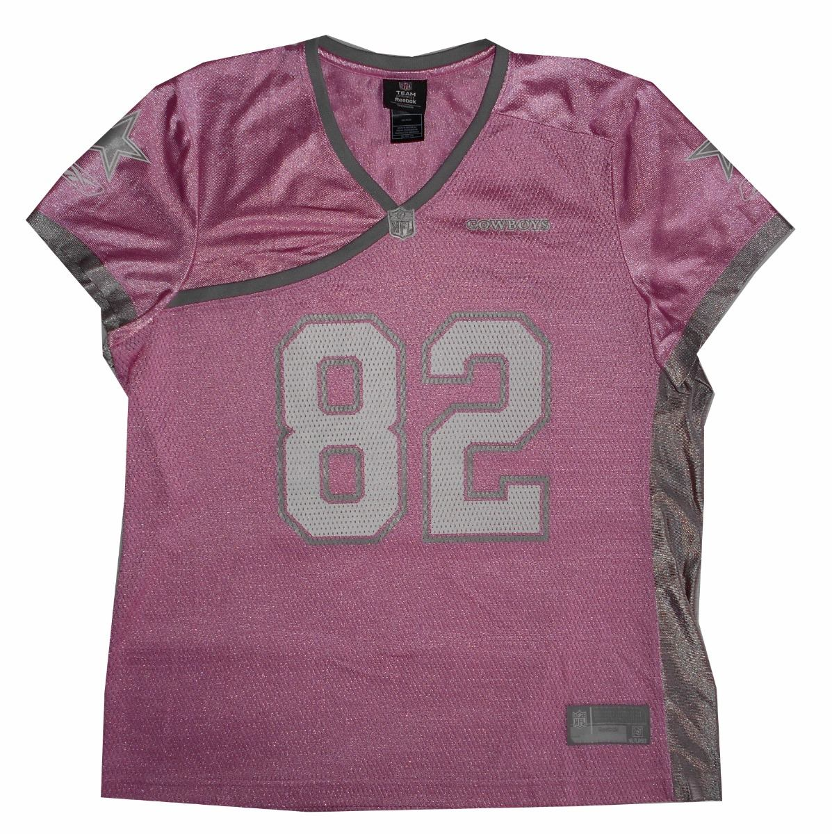 81ce02aa91 Camiseta De Nfl - Cowboys (juvenil mujer) - Xl - 82 - Rbx -   790