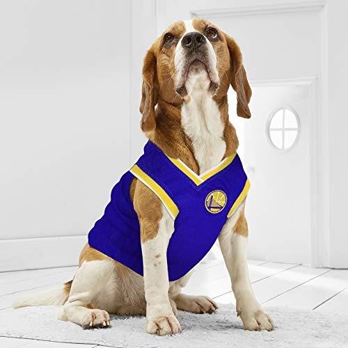 buy online c759f e0b7e Camiseta De Perro Nba Golden State Warriors Dog, Jersey De