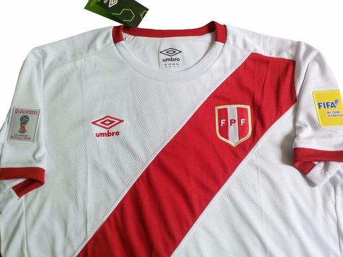 camiseta de peru seleccion peruana rusia 2018